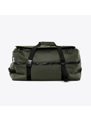 Rains Duffel Backpack Large Green