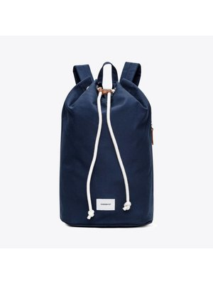 Sandqvist Evert Navy Backpack