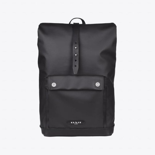Kraxe Wien Salzburg Stein Backpack Black