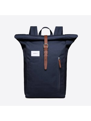 Sandqvist Dante Navy Backpack