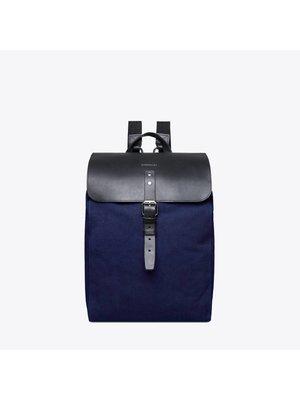 Sandqvist Alva Blue Backpack