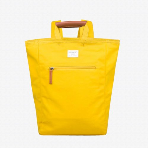 Sandqvist Tony Backpack Yellow