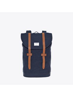 Sandqvist Stig Navy Backpack