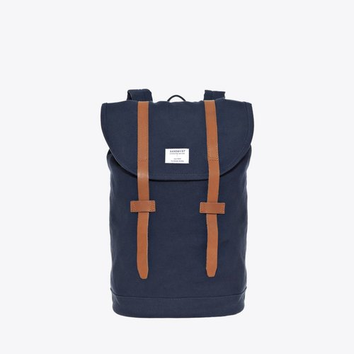 Sandqvist Stig Backpack Navy