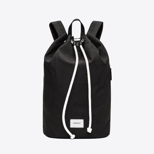 Sandqvist Evert Backpack Black