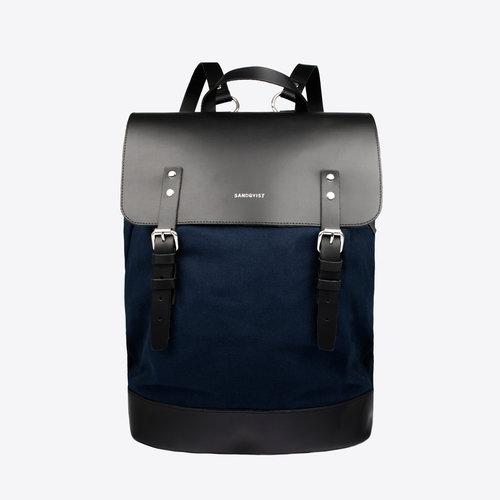 Sandqvist Hege Backpack Blue