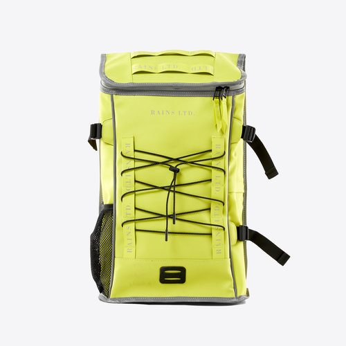 Rains Mountaineer Bag LTD Neon Yellow