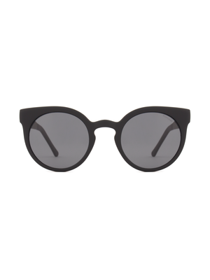 Komono Lulu Metal Black Sunglasses