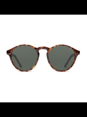Komono Devon Tortoise Sunglasses