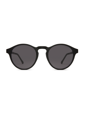 Komono Devon Metal Black Sunglasses