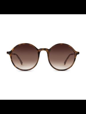 Komono Madison Metal Tortoise Rose Gold Sunglasses