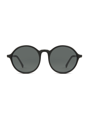 Komono Madison Metal Black Sunglasses