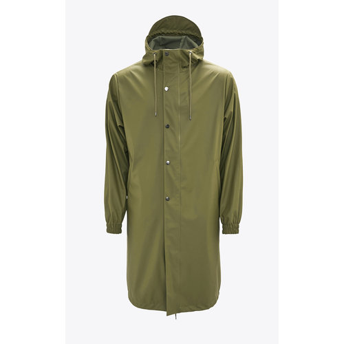 Rains Fishtail Parka Sage