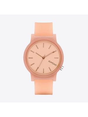 Komono Mono Blush Glow Horloge