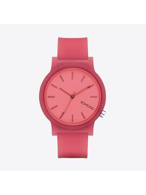 Komono Mono Berry Glow Watch