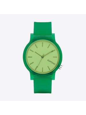 Komono Mono Jungle Glow Watch