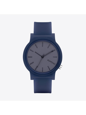 Komono Mono Navy Glow Watch