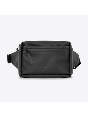 Rains Waist Bag Black