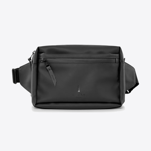 Rains Waist Bag Zwart
