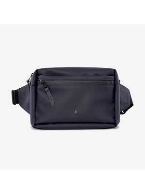 Rains Waist Bag Blue