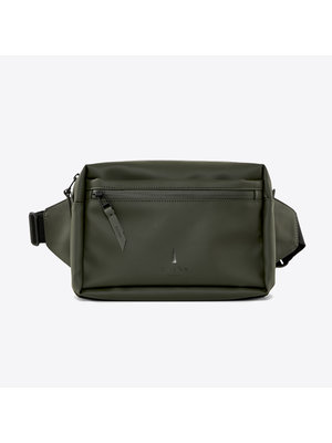 Rains Waist Bag Groen