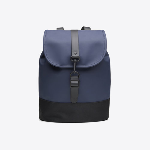 Rains Drawstring Backpack Blue