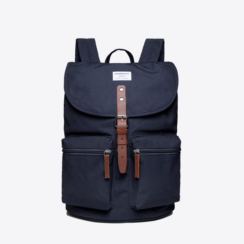 Sandqvist Roald Backpack Navy