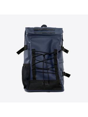 Rains Mountaineer Bag Blue Backpack