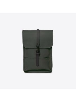 Rains Backpack Mini Green Rugzak