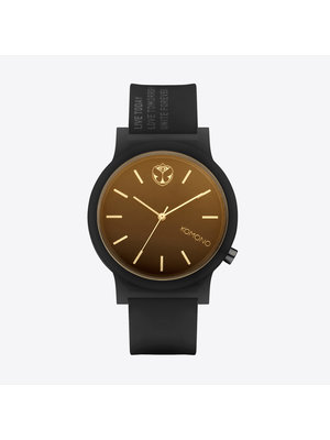 Komono Tomorrowland Mono Black