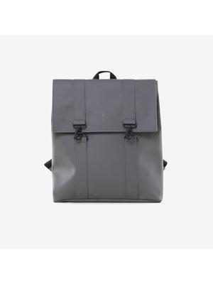 Rains MSN Bag Charcoal Backpack