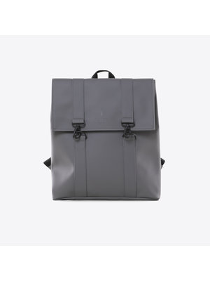 Rains MSN Bag Charcoal Rugzak