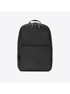 Rains Field Bag Black Backpack