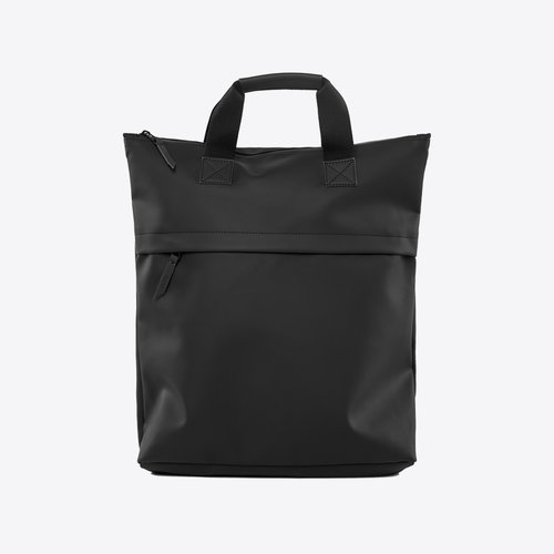 Rains Tote Backpack Black
