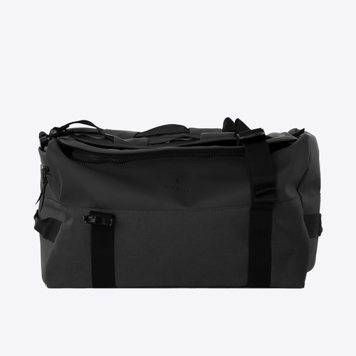 Rains Duffel Backpack Black