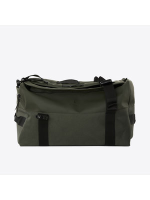 Rains Duffel Backpack Green