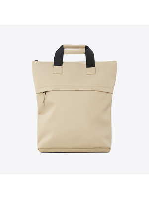Rains Tote Backpack Beige