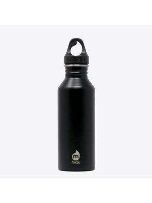 M5 Drinkfles Zwart 500ml