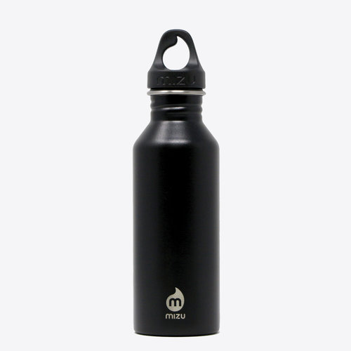 Mizu M5 Drinkfles Zwart 500ml
