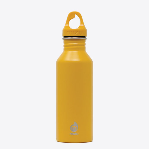 Mizu M5 Drinkfles Gold 500ml