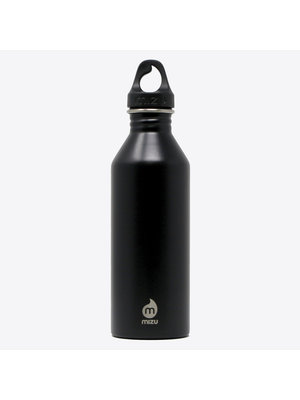 M8 Drinkfles Zwart 800ml