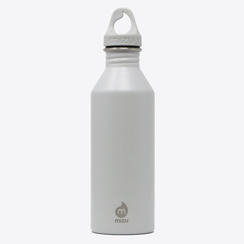 Mizu M8 Drinking Bottle Light Grey 800ml
