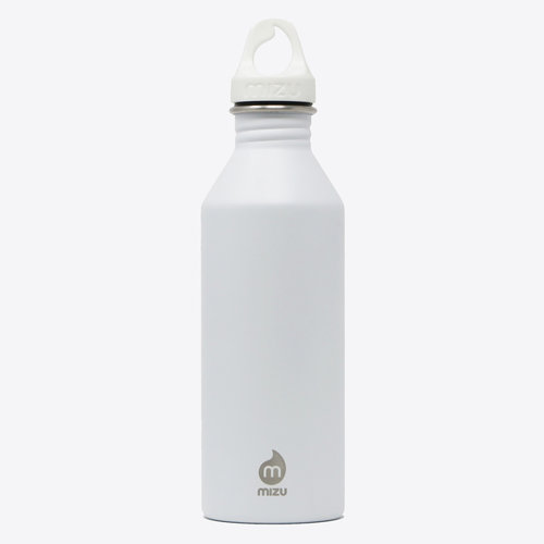 Mizu M8 Drinkfles Wit 800ml