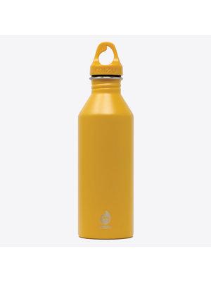 M8 Drinking Bottle Gold 800ml