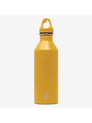Mizu M8 Drinking Bottle Gold 800ml