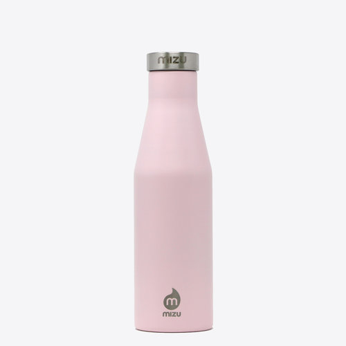 Mizu S4 Soft Pink Thermosfles 400ml