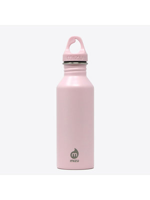Mizu M5 Soft Pink Drinking Bottle 500ml