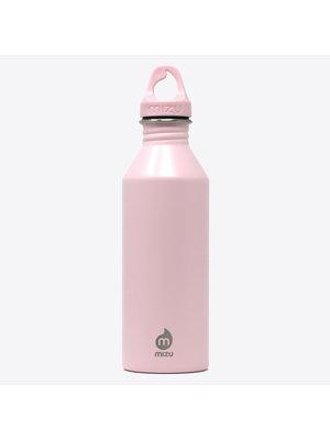 Mizu M8 Soft Pink Drinking Bottle 800ml