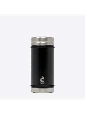Mizu V5 Black Thermos Bottle 450ml