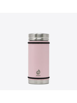 Mizu V5 Soft Pink Thermos Bottle 450ml
